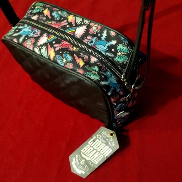 Unicorn Liquor Brand Crossbody Bag/Purse